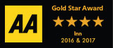 AA Gold Star Award