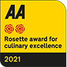 Two AA rosettes