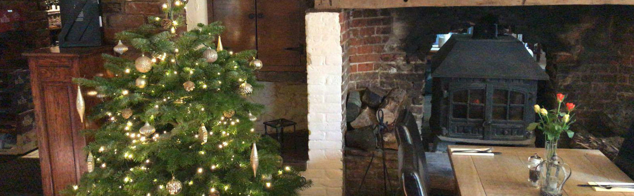 Have yourself a merry little Christmas at the Kings Head