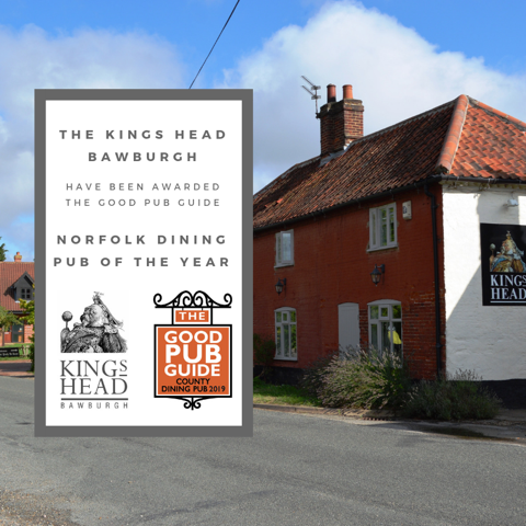 The Good Pub Guide Winners