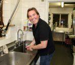 Anton Wimmer on Pot Wash