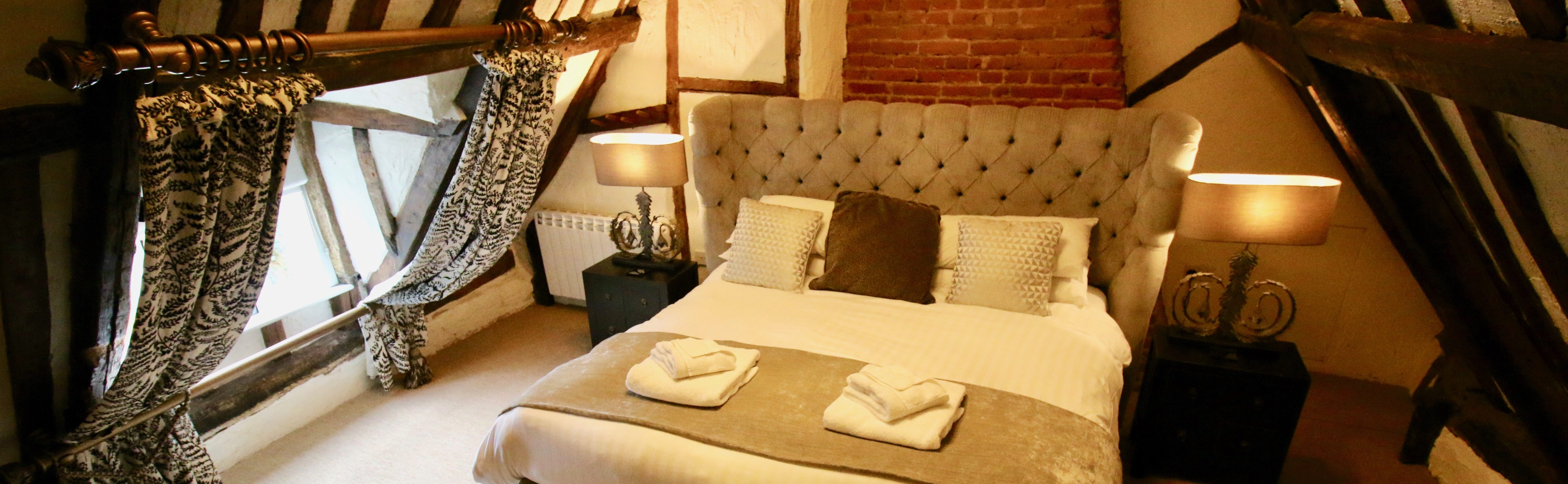 Luxury B&B rooms - 10% off when you stay for 2 nights Friday - Sunday