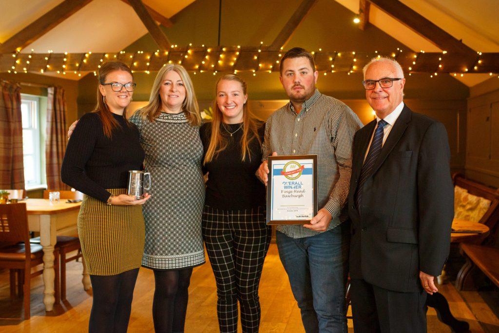 Community Pub Of The Year - Kings Head Bawburgh